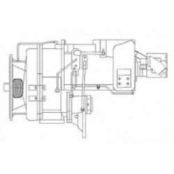 Винтовой блок HR2 винтовых компрессоров