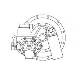 Винтовые блоки серии IR85MM винтовых компрессоров