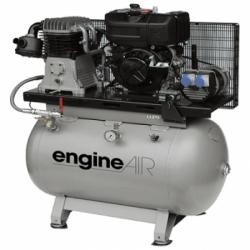 Дизельные и бензиновые поршневые компрессоры ABAC BI EngineAIR B6000/270 11HP